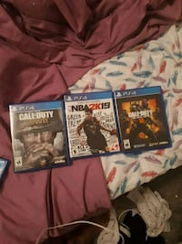Sony PS4 game case lot Brantford, N3T 3M2