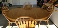 KITCHEN TABLE W/4 CHAIRS North Las Vegas, 89031