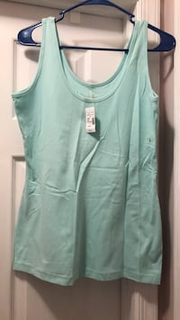 SIZE: NEW. LARGE... MAURICES TANK TOP 55 km