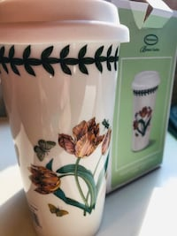 New authentic and beautiful Botanical Gardens travel mug