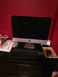 white iMac with keyboard and mouse Woodbridge, 22193