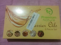 5 PIECE VARIETY CARRIER OIL SET Gift