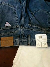 blue Levi's denim bottoms Port Coquitlam, V3C 1Z8