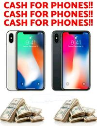 Get cash for your phone today!