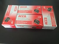 ACCO Medium Binder Clips (4 Boxes; 12 Clips per Box) Woodbridge
