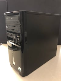 Desktop PC, CPU Core i7 3.4GH 4 Core, 8GB RAM, 1TB HDD Toronto, M3C 4C5