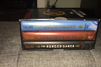 The hunger trilogy