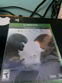 Halo 5 Xbox One game case Compton, 90222
