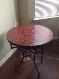 Moroccan Mosaic Tile accent table  Fairfax, 22030