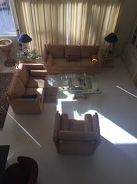 Luxury living room set for sale  Golden Beach, 33160