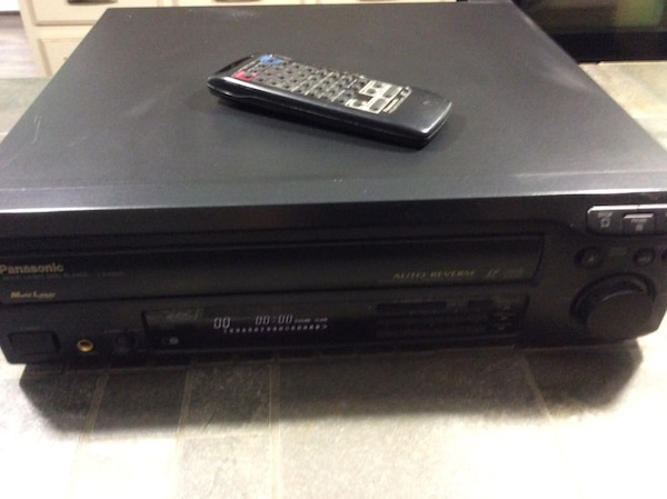5f6a66d0e775 Used Panasonic LX-H670 Laser Disc Player for sale in Christiansburg ...