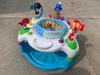 Infant Activity Table (Stand & Play)