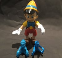Pinocchio collectibles Waterdown, L8B 0E4