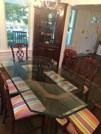 Dining room set Chevy Chase