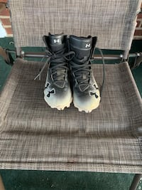 UA cleats size 3Y Baltimore, 21201