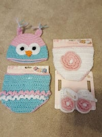 Newborn baby photo outfits  Vienna, 22180