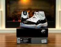 "Jordan 11 Concord #45 ""The Grail"" size 10.5 3725 km"