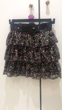black and pink floral skirt Waltham Cross, EN8 0LG
