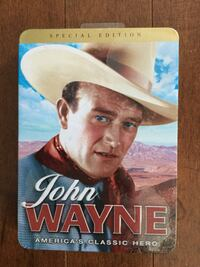 John Wayne 2 pics/Sealed 9 CD PKG/ never opened Ottawa, K2G 6V6