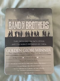 Band of Brothers Box Set Unopened TORONTO