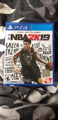 NBA 2k19 and madden 18 for ps4 $60 for both Crofton, 21114