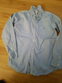 blue Lacoste dress shirt Ottawa, K1L 5G3