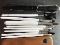 Elf brand new unused makeup brushes Toronto, M4X 1M3