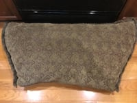 PILLOW HUGE perfect for loveseat or Loungin NASHVILLE