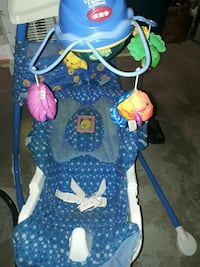2 in 1 Fisher Price Swing