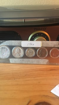 Limited edition 1964 coin collection