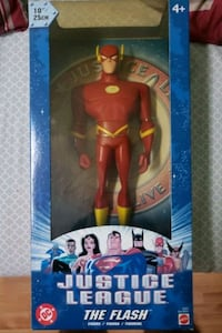 Flash Action Figure Mint in Box Saddle Brook, 07663