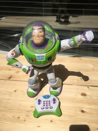 Buzz remote control Thanks