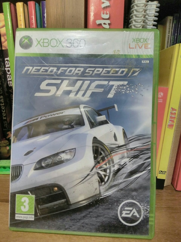 Need for Speed ​​Shift