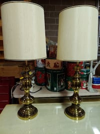 Solid Brass Lamps Bensville