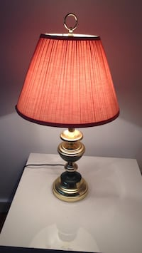 brown and white table lamp Winnipeg, R2M 1K2