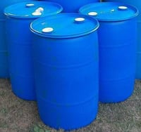 55 Gallon Plastic Drum 453 mi