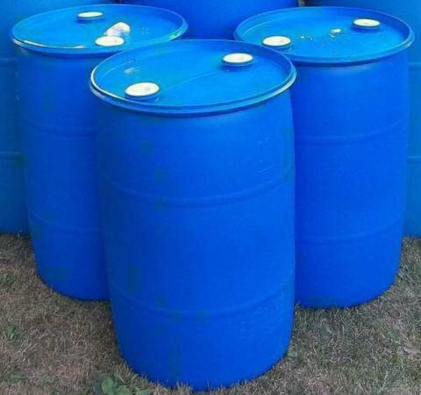 55 Gallon Plastic Drum