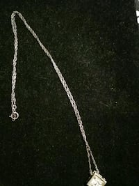 Sterling silver evening necklace Mauldin, 29662