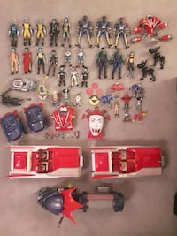 Reboot collectible figures and vehicles Dartmouth, B2Y 3K2