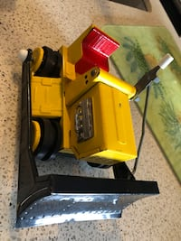 Vintage pressed steel bulldozer made in Japan Courtice, L1E 0H5