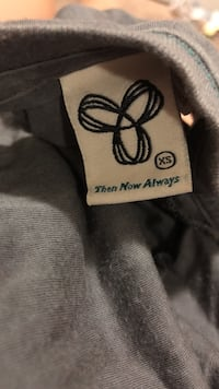 brown XS Then Now Always apparel New Westminster, V3M 2B8