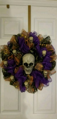 Skull wreath Frederick, 21703