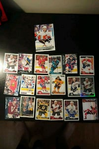 Hockey cards  (free shipping in montteal ) Montréal, H8R 2W2