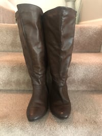 Avenue CloudWalker Boots 8WW wide calf Woodbridge, 22192