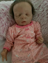 Reborn baby doll Redford Charter Township, 48239