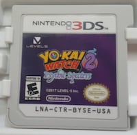 Yo-Kai Watch 2: Psychic Specters 3DS Game Noblesville