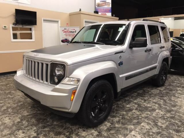 2012 JEEP LIBERTY LATITUDE 1