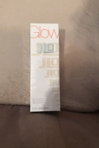Glow by JLo never opened. Women's perfume 3.4 oz. Silver Spring, 20901