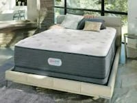 DELUXE DEAL 100% BRAND NEW MATTRESS SIMMONS, SERTA Vancouver, V6M