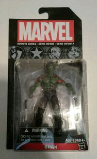 Marvel Infinite Series Drax Action Figure Port Coquitlam, V3B 7G7